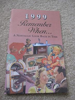 1999 Remember When Kardlet