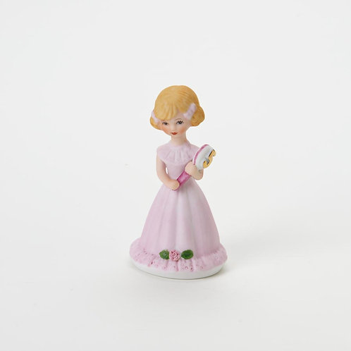 Grow Up Girls Blonde Age 5 ..... by Enesco
