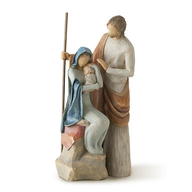 The Holy Family ..... Demdaco Willow Tree