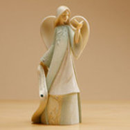 May Angel ..... Foundations by Karen Hahn