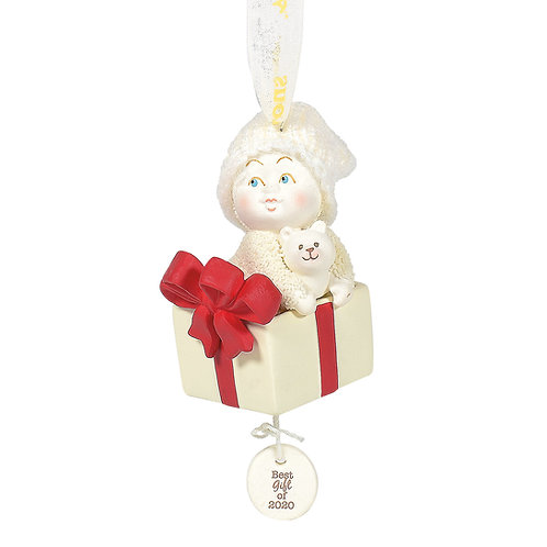 The Best Gift of 2020 Baby's First Ornament