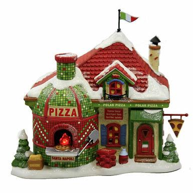North Pole Polar Pizza
