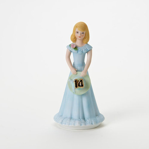Grow Up Girls Blonde Age 14 ..... by Enesco