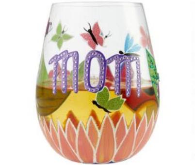 Lolita Stemless Wine Glass