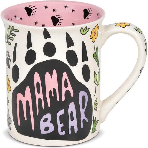"""16oz .....   """"Momma Bear"""" Mug ..... by Our Name I"""