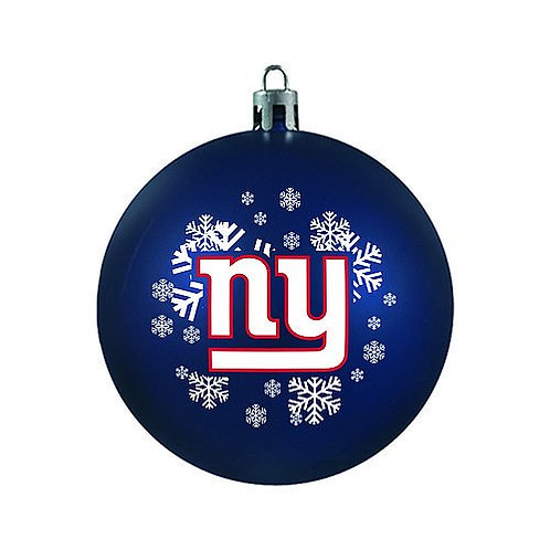 Giants Shatter-Proof Ball Ornament