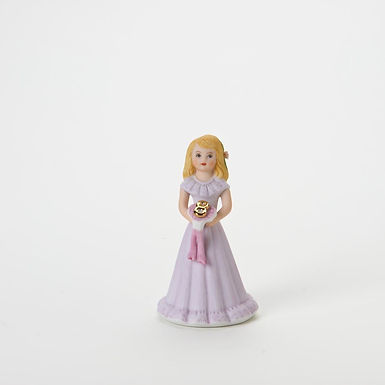 Grow Up Girls Blonde Age 8 ..... by Enesco