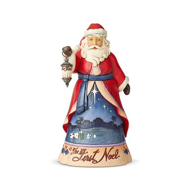 The First Noel Santa