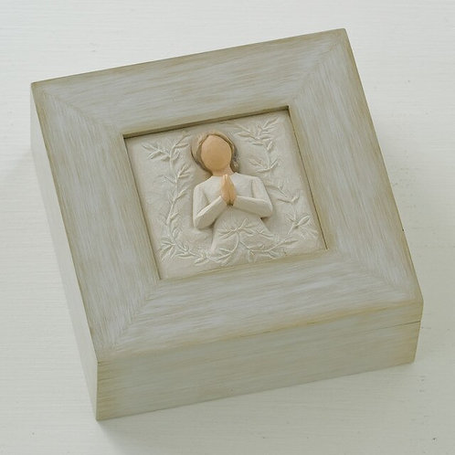 a tree, a prayer Memory Box ..... Demdaco Willow Tree