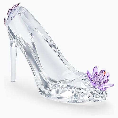 Crystal Shoe With Flower ..... Swarovski