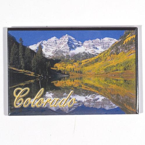 Colorado Magnet ..... Maroon Bells Horizon