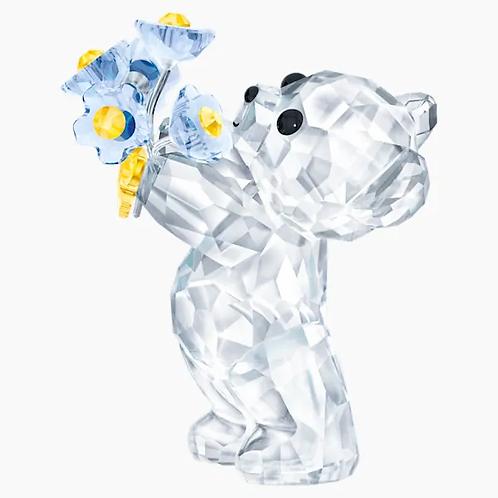 Kris Bear     Forget-Me-Not     ..... Swarovski