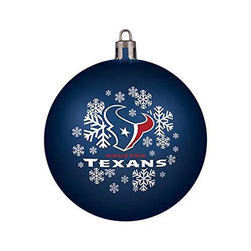 Texans Shatter-Proof Ball Ornament