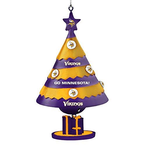 Vikings Bell Tree Ornament