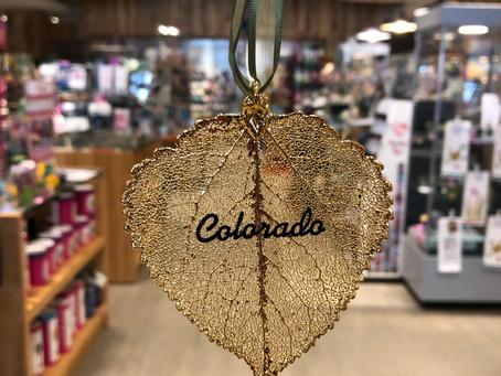 Gold Aspen Leaves