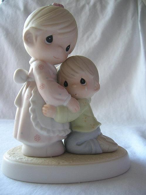 Precious Moments ..... Healing Begins With Forgiveness