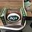 Thumbnail: Jets Replica Football Ornament