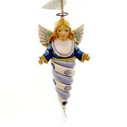 Winter Wonderland Angel Ornament