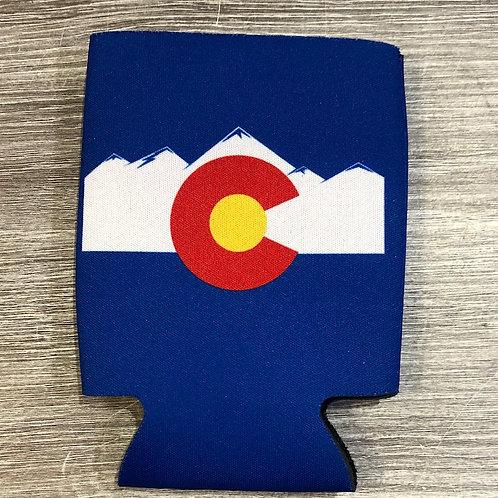Colorado Flag Koozie