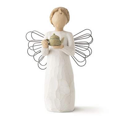 Angel of the Kitchen ..... Demdaco Willow Tree