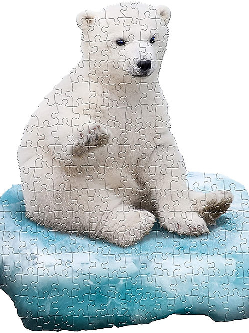 I Am Lil' Polar Bear Puzzle by Mad Capp Puzzles