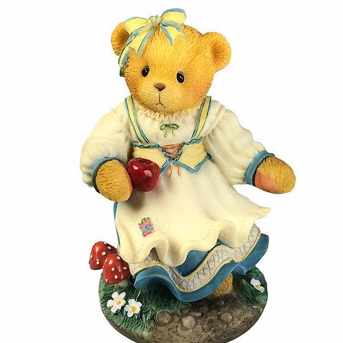 Kelsie,    Be The Apple Of My Eye    ....... Cherished Teddies