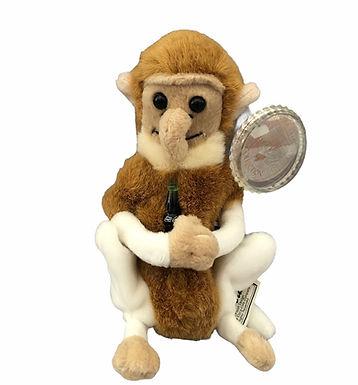 Cavanagh Coca-Cola Plush ... Neppy the Proboscis Monkey    Representing Thailand