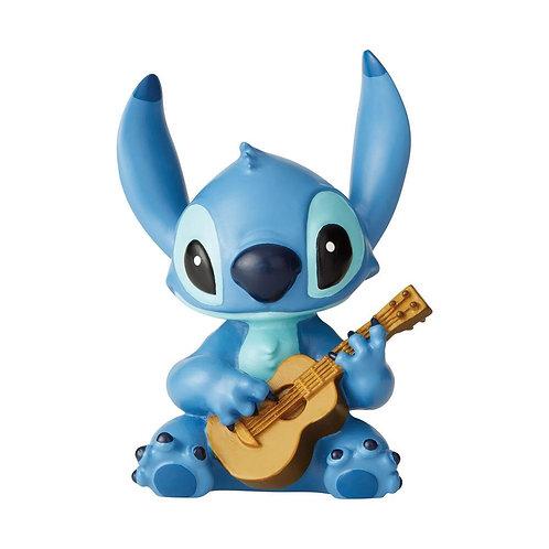 Stitch with Ukelele Mini Figurine