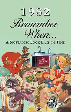 1982 Remember When Kardlet