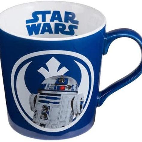 Star Wars R2D2 Mug, Bleep Bleep Bloop