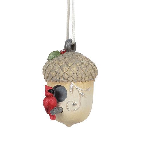 Woodland Acorn Ornament