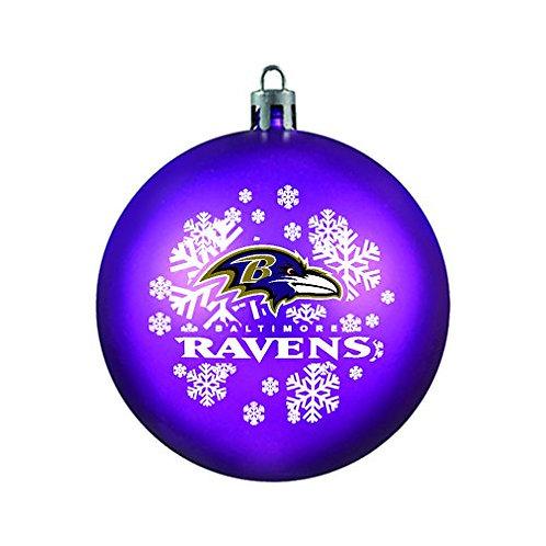 Ravens Shatter-Proof Ball Ornament