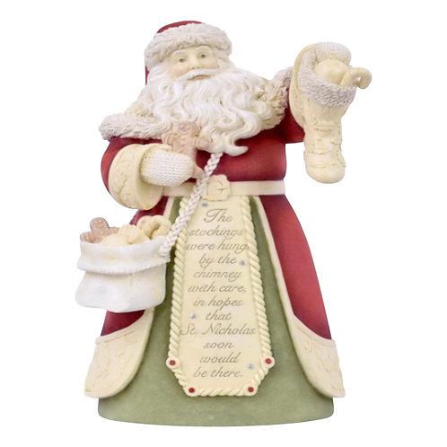 Santa Filling Stocking