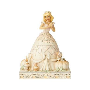White Woodland Cinderella