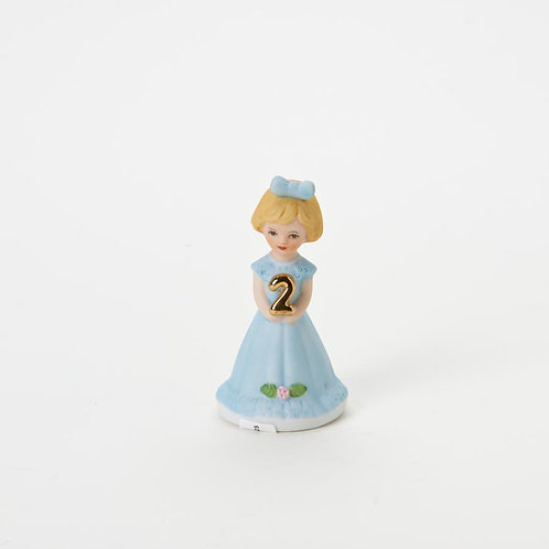 Grow Up Girls Blonde Age 2 ..... by Enesco
