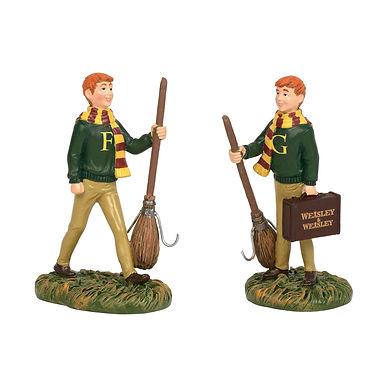 Fred & George Weasley 2pcs