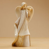 April Angel ..... Foundations by Karen Hahn