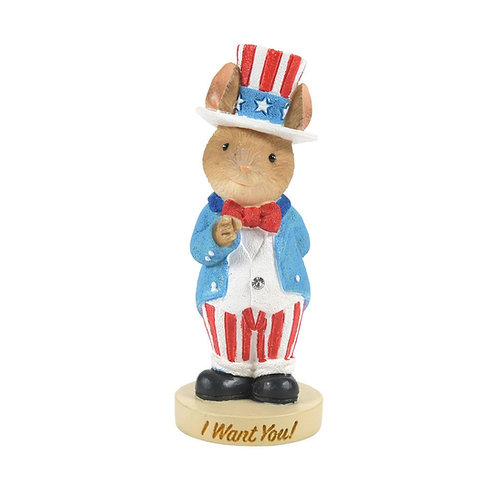 Uncle Sam Tails with Heart