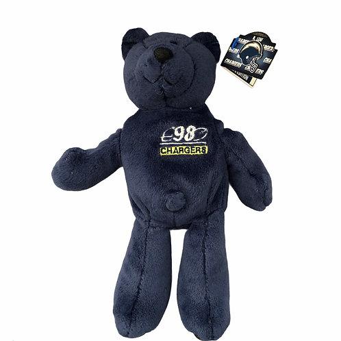 Limited Treasures Plush Bear ..... San Diego Charger's Ryan Leaf #16