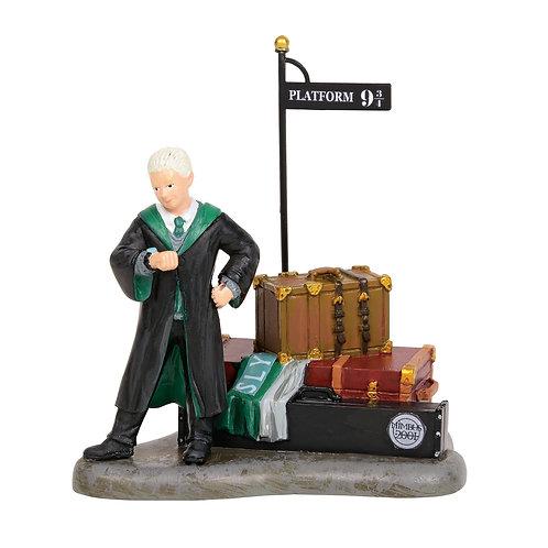 Draco Waits At Platform 9 3/4