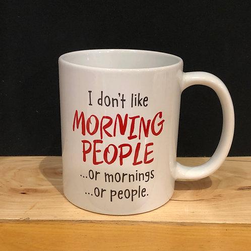 Morning People Mug