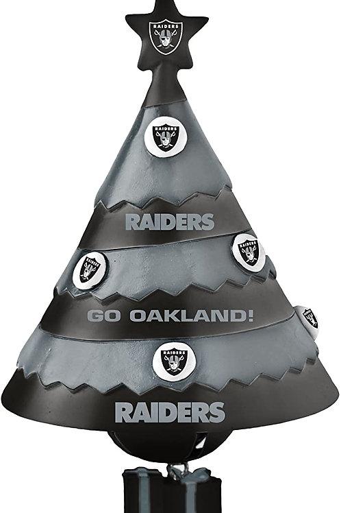 Raiders Bell Tree Ornament