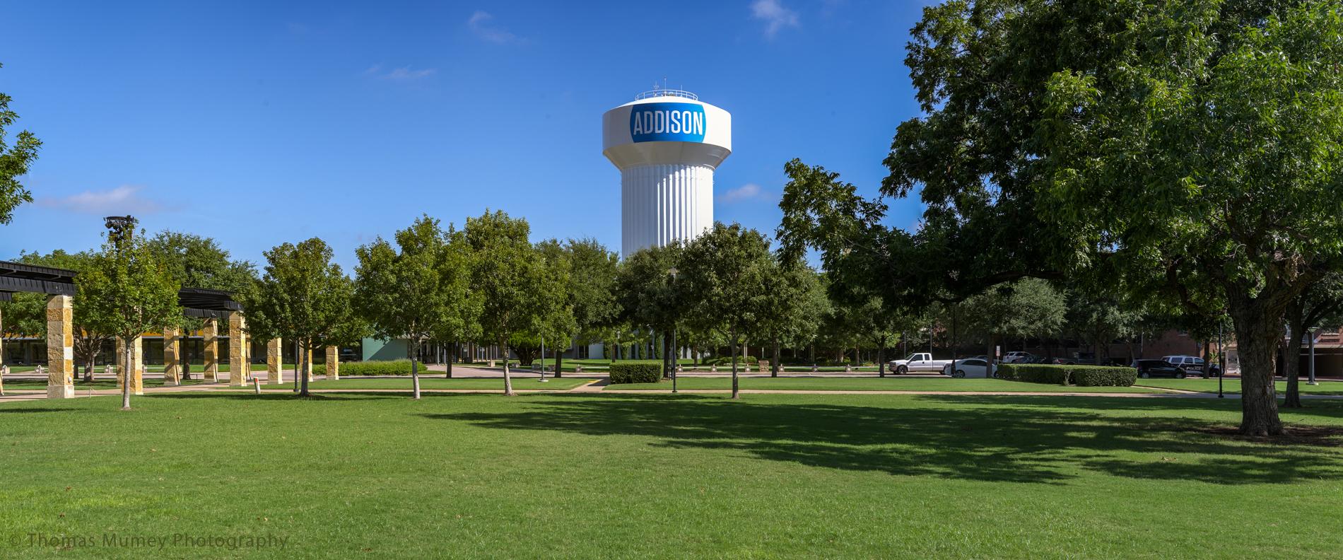 Addison Circle Park