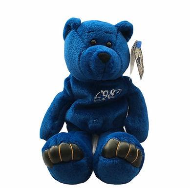 Limited Treasures Plush Bear .....  Dallas Cowboys Emmitt Smith #22