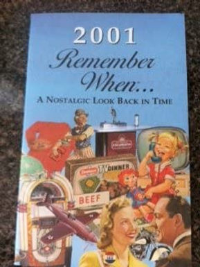 2001 Remember When Kardlet