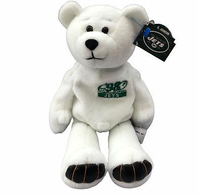 Limited Treasures Plush Bear ..... New York Jets' Keyshawn Johnson #19