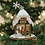 Thumbnail: Santa's Snowflake Factory ..... Ginger Cottages Figurine / Ornament