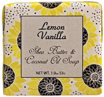 Habersham Lemon Vanilla ..... Shea Butter and Coconut Oil So