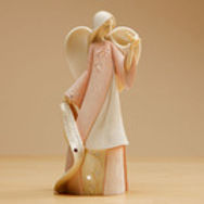 January Angel ..... Foundations by Karen Hahn