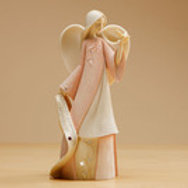 January Angel ..... Foundations by Karen Hahn